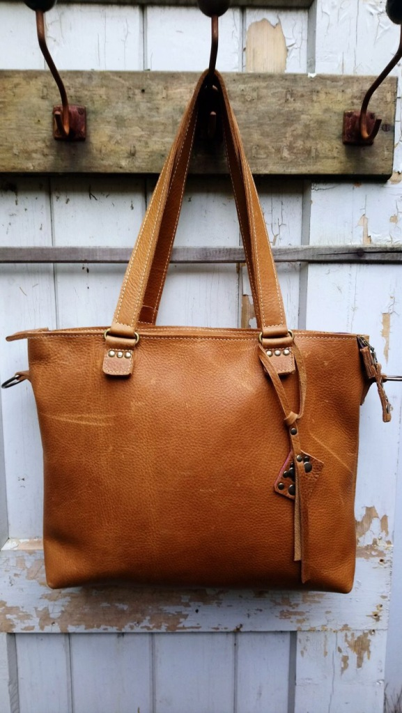 BAGS BY-J BASIC BROWN